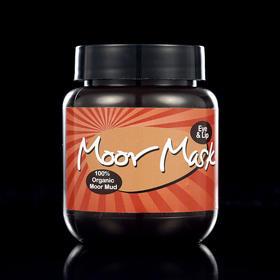 Moor Mask眼唇去皱黑泥(全脸可用)