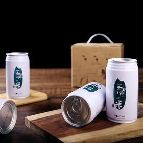 【女王节尽情购】龙米有机稻花香白色经典300g*4罐装/箱丨H5小游戏兑换专用