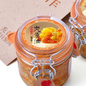 丰收蟹庄 清香型秃黄油200g