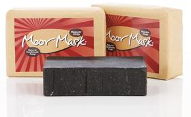 Moor Mask蜗牛黑泥洁面皂