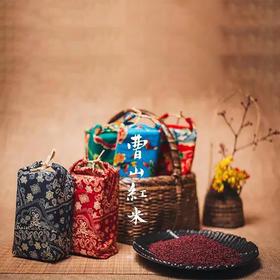富贵连连·红米桂圆莲子粥-礼盒