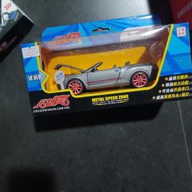 成真合金车模型88345