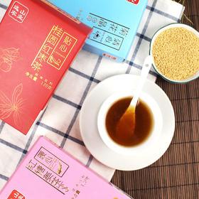 远山暖冬冲饮组合 桂圆红枣茶、红糖姜茶、菊花晶各一盒 共120g*3盒
