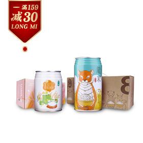 【满159减30】龙米稻花香彩色生活1箱+龙米有机宝宝粥米1箱