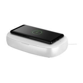 摩米士(MOMAX)苹果无线充电器 无线充电消毒盒快充底座