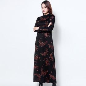 YBFS18775Q新款加绒打底裙子TZF