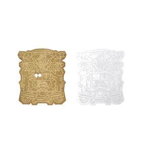 大象公会金属书签 限定版文化产品