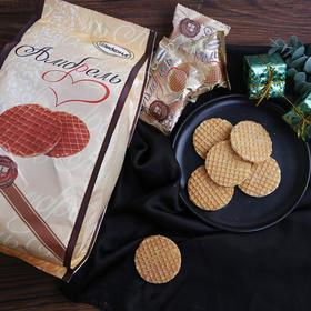 【半岛商城】进口食品 俄罗斯蜂蜜拉丝饼500g 包邮