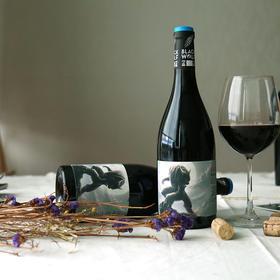 法国原瓶原装进口狼人小维多红葡萄酒 750ml/瓶
