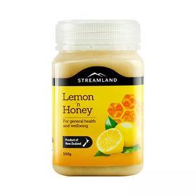 澳洲直邮Streamland新溪岛柠檬蜂蜜500g