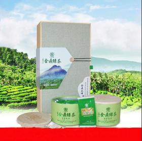 「海垦」金鼎茶/袋装、盒装-海垦金江农场公司的扶贫金鼎牌红、绿有机茶系列