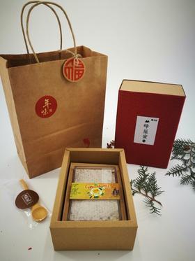 蜂巢蜜500g礼盒装