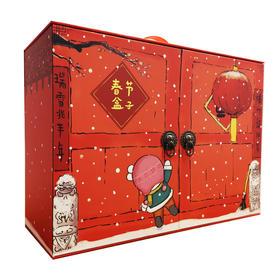 歪歪兔创意小工厂系列-春节盒子 一份能唤醒年味儿的新年礼物
