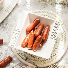 【海宁购·寻美食】小贵猪即食烤肠 干香咸鲜