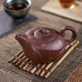 金犬旺福紫砂