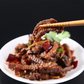 帮卖精选 | 无骨鸭掌 冷吃牛肉条 麻辣休闲肉类零食小吃四川特产卤味熟食
