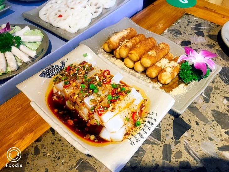 15.9秒原价135元2~3人餐!3斤鱼+8样菜品,分量超足!