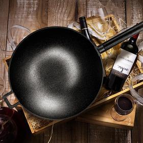 德国铸铁锅:德国殿堂级,物理不粘锅,不轻易有油烟。