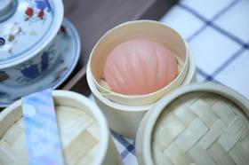粤听定制丨虾饺手工肥皂