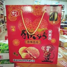 景鸿猴菇礼盒