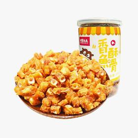 海狸先生 香酥鱼排骨100g*2罐