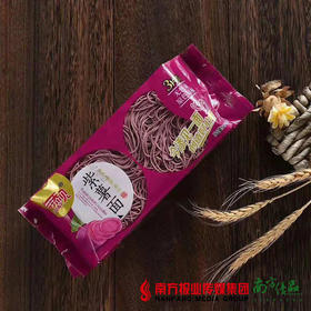 【次日提货】今添见 紫薯面  260g/包