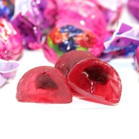 【俄罗斯网红糖】KONTI半球软糖浆果味1000g/袋