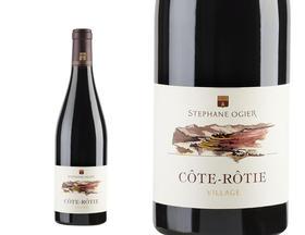 【闪购】敖杰酒庄罗蒂丘干红葡萄酒2014/Stephane Ogier Cote Rotie Village 2014