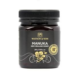 沃森新西兰进口纯天然MGS10+麦卢卡蜂蜜 250g