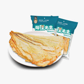 海狸先生 碳烤鳕鱼片58g*5袋