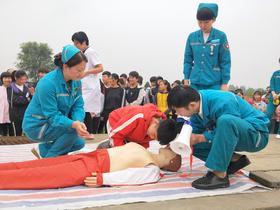 【2月18日】社会实践——我是小小急救员:走进急救中心,学习急救知识,体验急救方法,挑战急救任务第二期