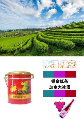 CANADA TRUE冰酒红茶精美罐装(30包)
