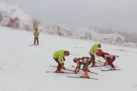 【1月19日】来西南最高的大草原雪地撒欢---乌蒙草原滑雪.温泉二日游
