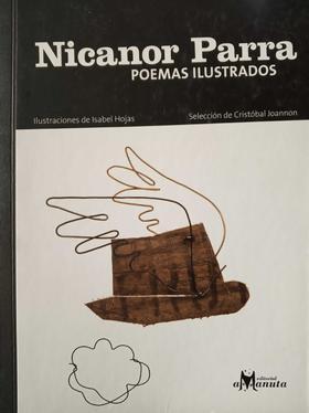 NICANOR PARRA.POEMAS ILUSTRADOS