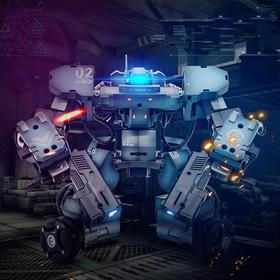 【智能格斗】GANKER智能格斗竞技机器人