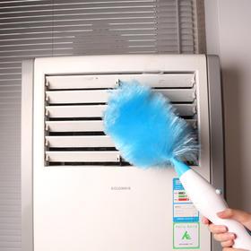 【抖音爆款除尘掸 春节大扫除必备】家里每天都落灰尘?用它,不弯腰,不扬灰,轻松除去所有灰尘。