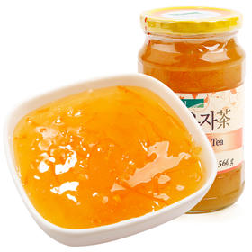 韩国KJ国际蜂蜜柚子茶560g