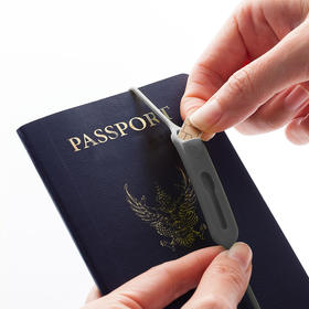 出国旅行手机卡收纳sim卡收纳 送取针