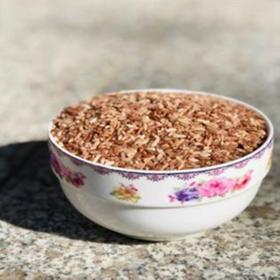 「文昌」黑米、红米-贫困户陶祚运的大米