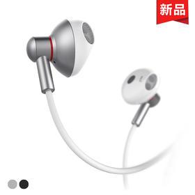 带电青年-半入耳式立体声有线耳机Z611 三键线控
