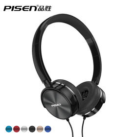 头戴式耳机HD300 电脑手机立体声重低音潮流耳机