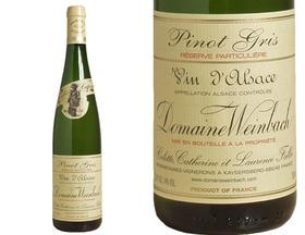 【闪购】云鹤庄园灰皮诺珍藏帕蕊半干白葡萄酒 2014/Domaine Weinbach Pinot Gris Reserve Particuliere 2014