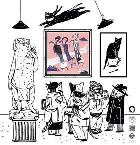 未来预想图×猫冬展workshop门票