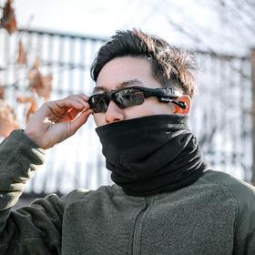 【精选抓绒】冬季防风保暖抓绒围脖