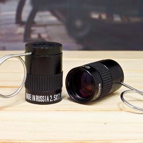 【俄式特工望远镜】微型拇指望远镜 特工装备