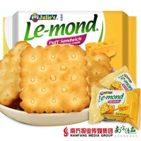 【次日达】茱蒂丝雷蒙德乳酪夹心饼干 180g/包