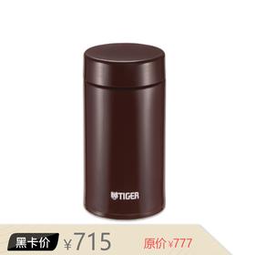 TIGER/虎牌保温杯多功能真空焖烧杯不锈钢保温汤杯 MCH-A75C