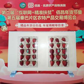 有机草莓1斤