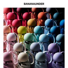 【18新品】BANANAUNDER蕉下capsule胶囊系列迷你防晒伞防水超轻折叠晴雨伞  24色可选