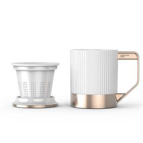 【一人独享】小罐茶2.0茶具 骨瓷长官杯 顺丰包邮